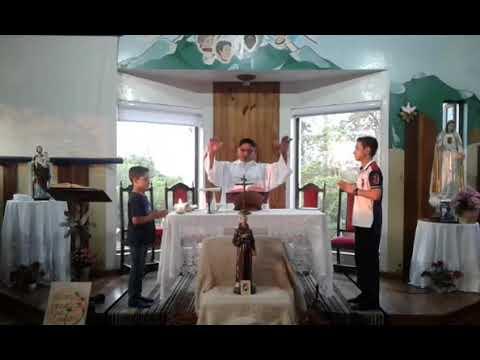 Santa Missa | 02.10.2020 | Sexta-feira | Padre Francisco de Assis | ANSPAZ