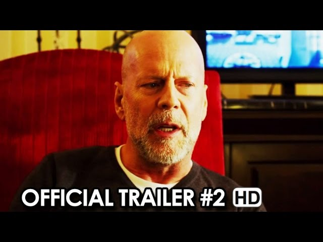 The Prince Official Trailer #2 (2014) - Bruce Willis, John Cusack, Jason Patric HD
