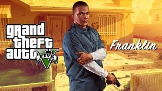 Grand Theft Auto V Franklin Trailer