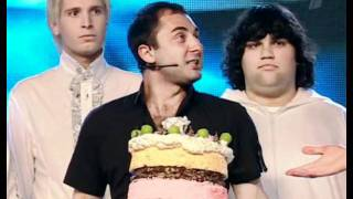 КВН Лучшее: КВН Юрмала (2009) - БАК-Соучастники