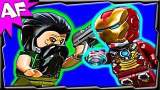 IRON MAN Vs. The MANDARIN Ultimate Showdown 76008 Lego