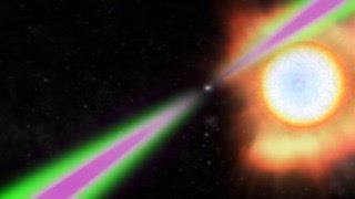 NASA A Black Widow Pulsar Consumes Its Mate