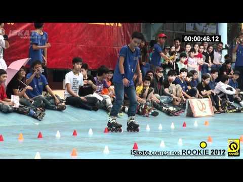 iSkate Contest For Rookie 2012 - Men Slalom - Trương Văn Cường.m2ts