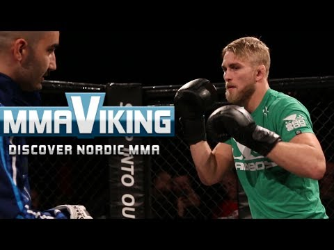 Alexander Gustafsson UFC Fight Night 37 Pre Fight Interview