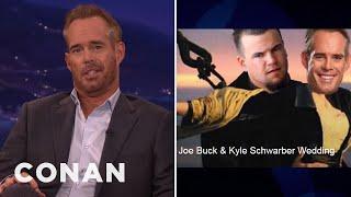 It Sucks To Be Joe Buck  - CONAN on TBS