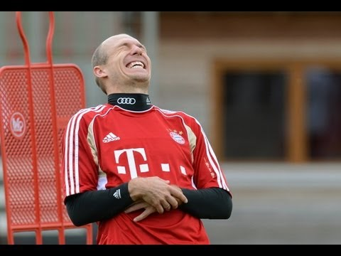 Robben signs new Bayern deal ahead of Bundesliga finale
