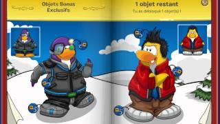Club Penguin Code Du Livre Au Trésor