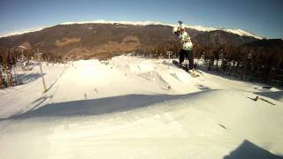 First Triple Backside Rodeo Landed - Winter X Games