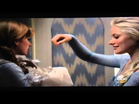 Once Upon A Time -Frozen (Anna's wedding day)