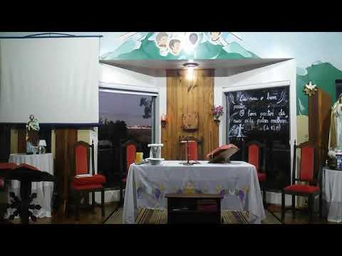 Santa Missa | 10.04.2021 | Sábado | Padre José Sometti | ANSPAZ