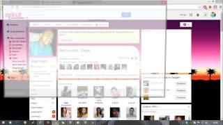 Como Fazer Backup Do Orkut, Depoimentos, Scraps, Fotos