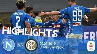 HL - Napoli V Inter 4-1