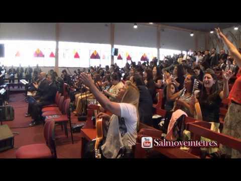 Alabanza - Por Siempre Te Alabare (2° ensayo conferencias febrero 2014)