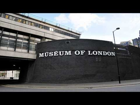 Museum of London Barbican Greater London