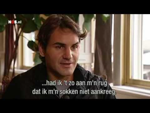 Roger Federer 2012 Interview On Being Famous, Family Life, Motivation, Davis Cup and Rotterdam