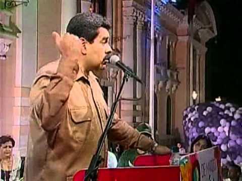 Maduro revele detalles de entrevista a CNN