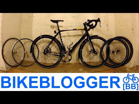 Do You Need A Winter Bike For Commuting? Night BikeBlogger