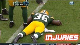 NFL Career Ending Injuries (Warning)