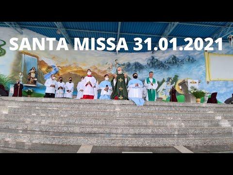 Santa Missa | 31.01.2021 | Domingo | Padre José Sometti | ANSPAZ
