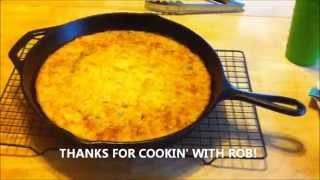 HOW TO MAKE JALAPENO CORN BREAD