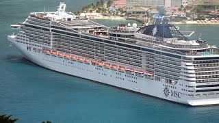 Why It's So Risky Docking a Ship in This Jamaican Port