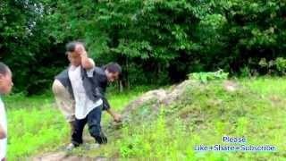Hmong New Movie 2014-2015_ Nyab Qhaub Piaj Ntxhais Qhaub