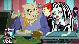 Bad Scare Day Monster High