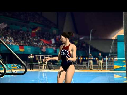 London 2012: The Official Video Game - Women's 10m Platform
