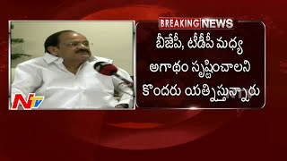 Face to face with Venkaiah Naidu on alternative to AP Special Status