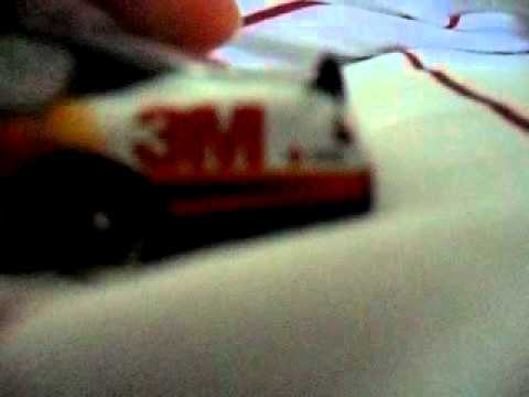 Diecast Review on Greg Biffle's #16 3M Ford