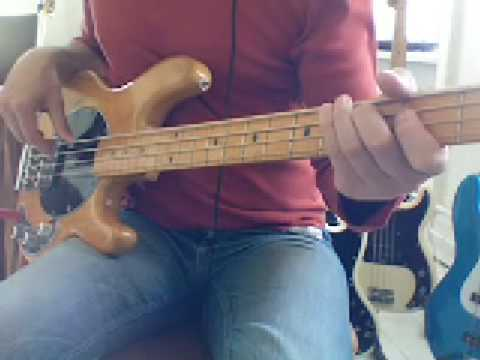 L52 Bass with Slides and doublestops in A