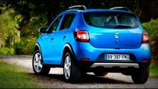 Novo Renault Sandero 2015 Preview