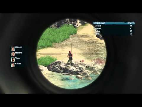 Кооператив Far Cry 3