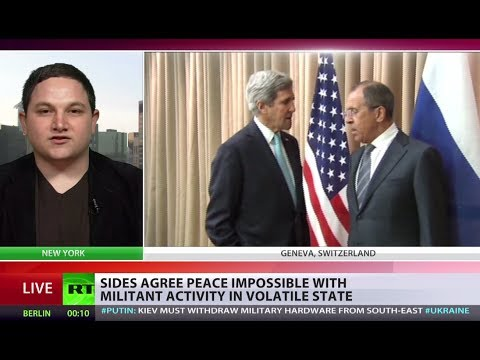 'Schizophrenic US strategy makes them bad peacemakers for Ukraine'