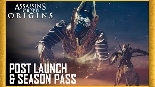 Assassin's Creed Origins - Season Pass Trailer