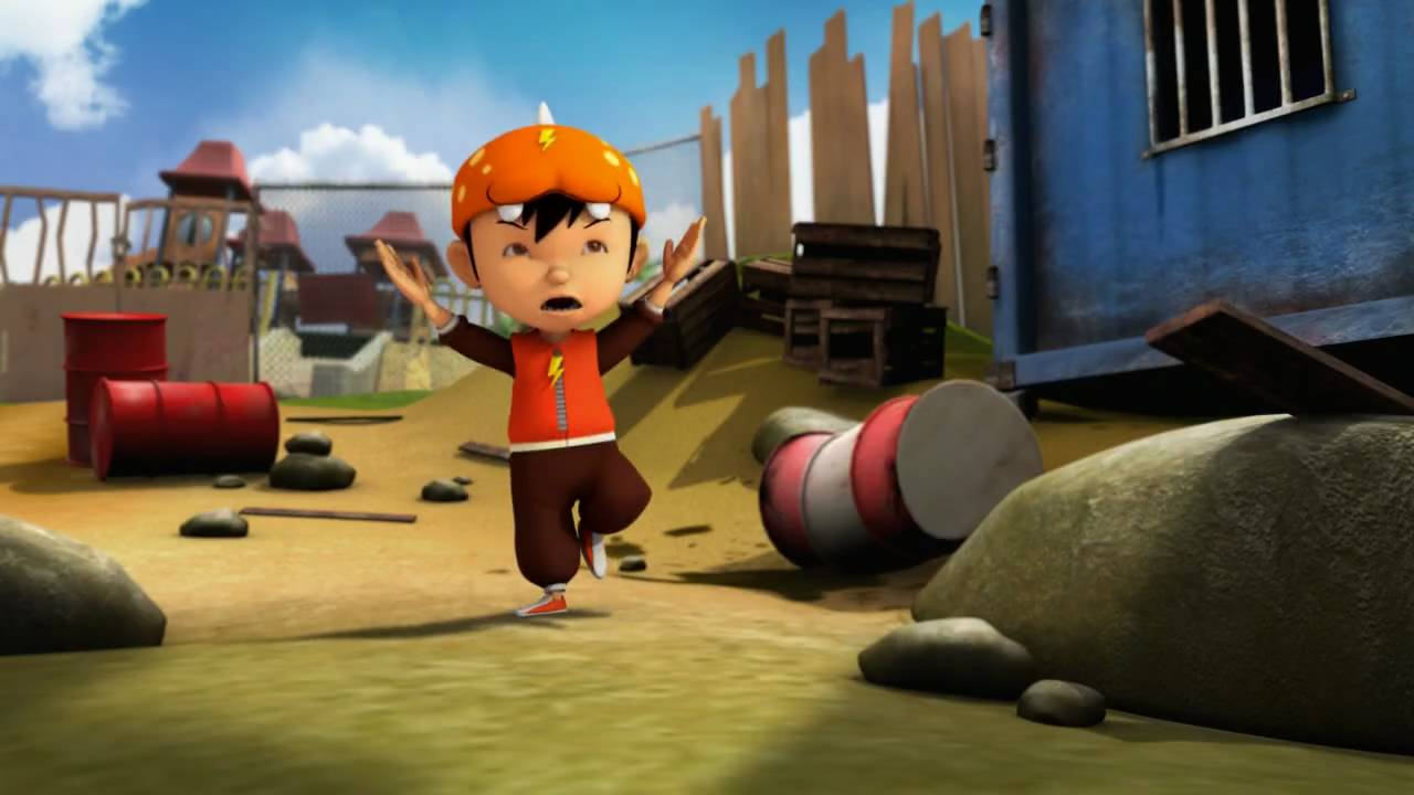 Boboiboy Trailer Youtube