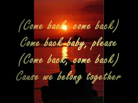 Mariah Carey - We Belong Together (with lyrics )