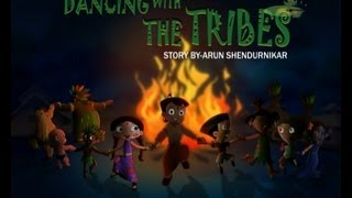 Chhota Bheem Dancing With The Tribes