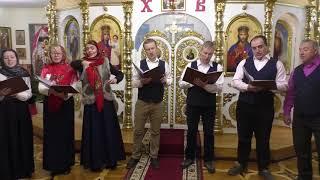 дні Різдвяних свят в університетському Храмі відбувся концерт