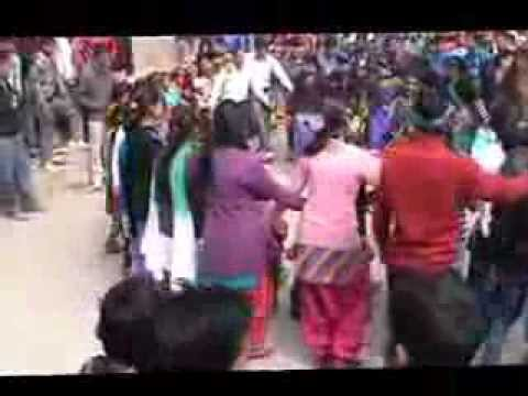 jaunsari dance in Nariya mama jaunsari song