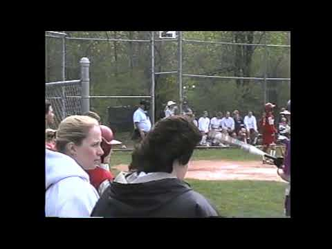 Beekmantown - Saranac Softball B Q-F  5-24-02