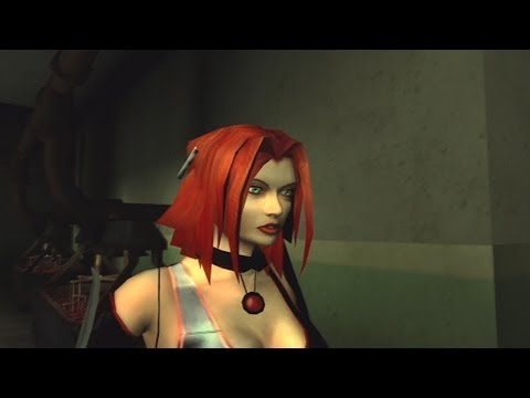 BloodRayne 2 - Walkthrough Part 17 - Wetworks: Chemical Processing