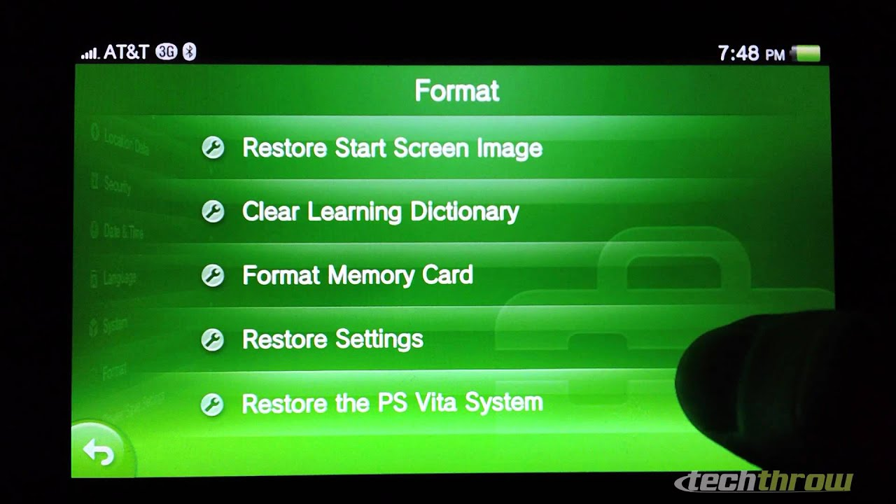 how to add account to ps vita
