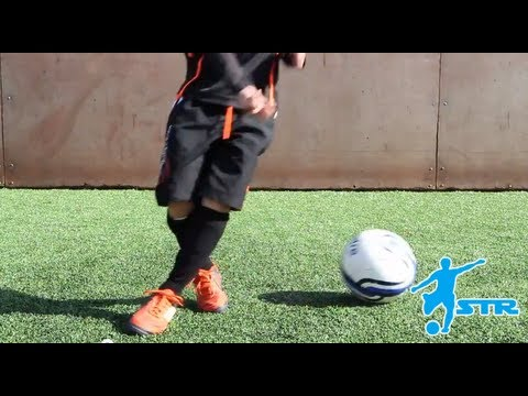 Learn Ronaldo Neymar Messi skills - STRskillSchool