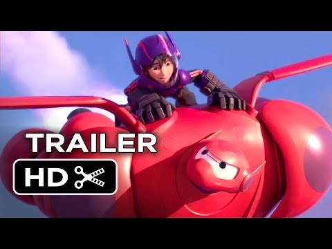Big Hero 6 - trailer (EN)