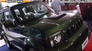 Suzuki Jimny 2013 Colombia Video De Carros Auto Show