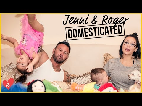 Mornings with the Mathews   Jenni & Roger: Domesticated