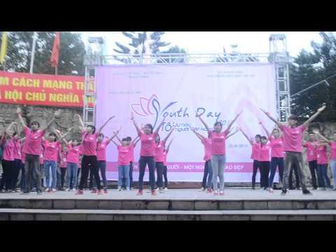 [FLASH MOB] Việt Nam Ơi- Youthday 2013 ( SVTN Hàm Rồng)