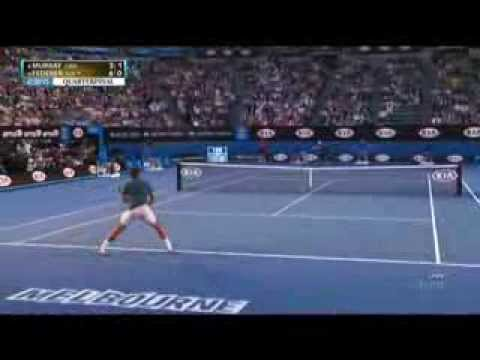 Roger Federer Vs Andy Murray Australian Open 2014 || Full Match ||