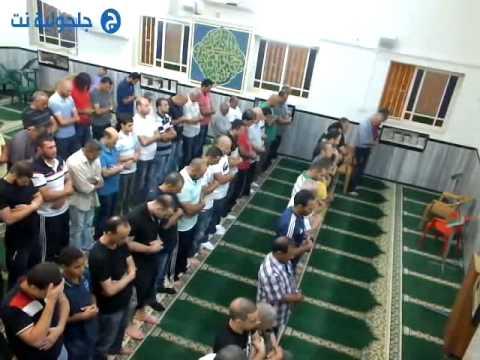 صلاة العشاء والتراويح 19 من رمضان من مسجد ابو بكر الصديق -